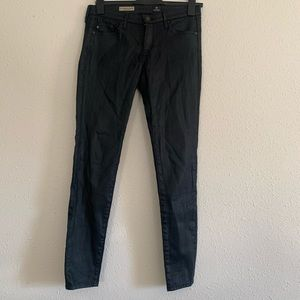AG Legging absolute Extreme Skinny Coated Jeans